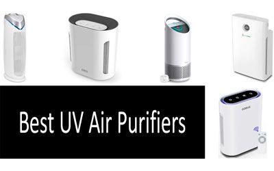 Best UV air purifiers min: photo