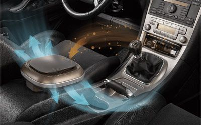 Best car air purifiers min: photo