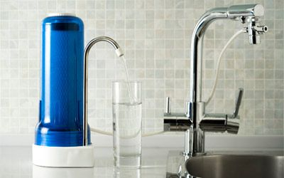 Best countertop water filters min: photo
