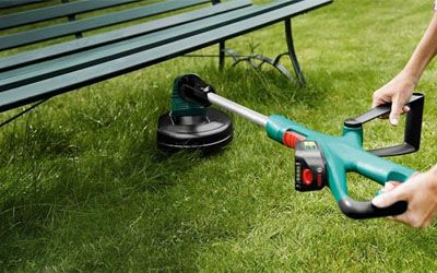 Best cordless grass trimmers min: photo