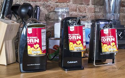 Best electric can openers min: photo