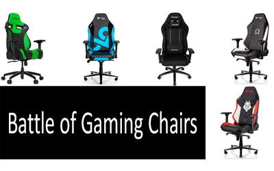 Battle of Gaming Chairs min: photo