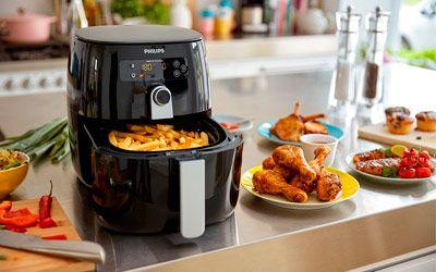 Best air fryer under $100 min: photo