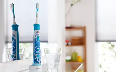 Best electric toothbrushes for kids min: photo