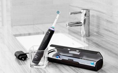 Best travel electric toothbrushes min: photo