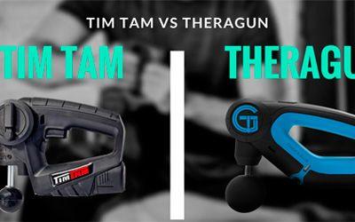 TimTam Vs Theragun Percussion Massage Guns min: photo