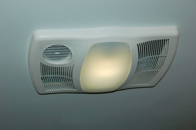10 Best Bathroom Exhaust Fans With, Best Bathroom Vent Heater Combo
