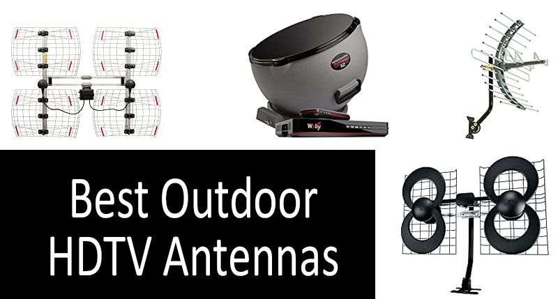 TV Antenna Support 4K HD Local Channels and All TVs Digital Antenna,with Signal Booster /& USB Power Adapter 280 Miles Range with 35ft Coax Cable Black Outdoor Indoor TV Antenna